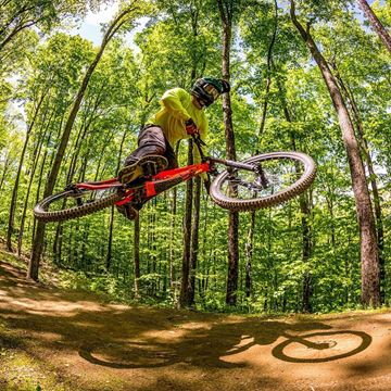 """Picture of Transition Bikes """"Laps On Us"""""""